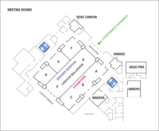 Conference Map-01